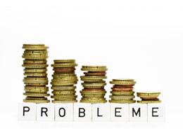 Finanzielle Defizite als Krisenverursacher Nr. 4